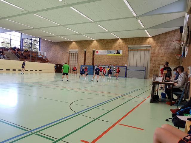 Auswärtsspiel gegen die TSG Schwäbisch Hall