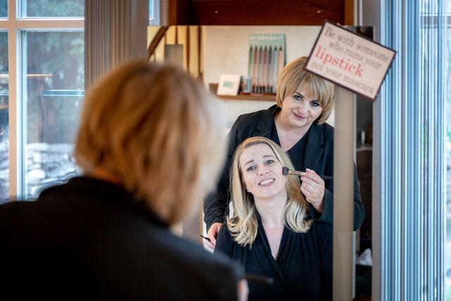 Makeup Session in der Beauty & Wellness Auszeit in Affing
