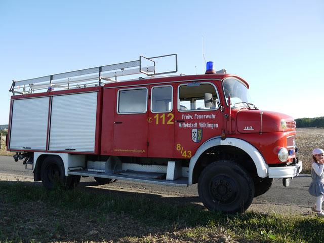 mercedes laf 1113   167 cv  6 cylindres  5638 cm3 4x4