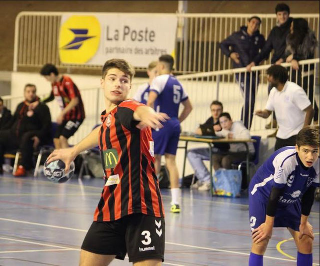 La relève est prête, Guillaume Martinelli auteur de 9 buts chez les séniors région