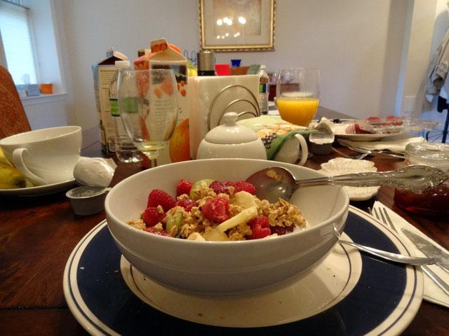 aktiv-Frühstück