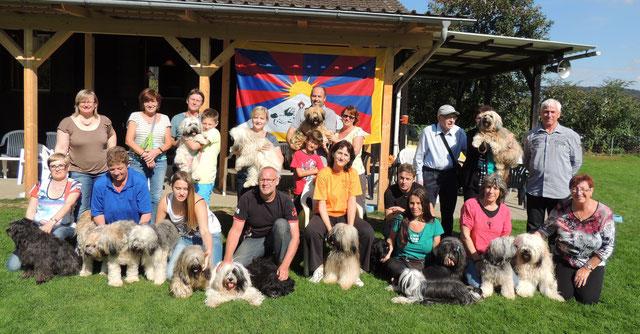 Yarmothang Familientreffen 2014