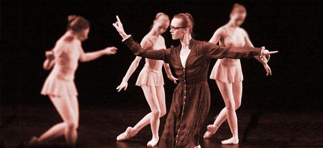 Ballett Akademie Osteopathie Chiropraktik München