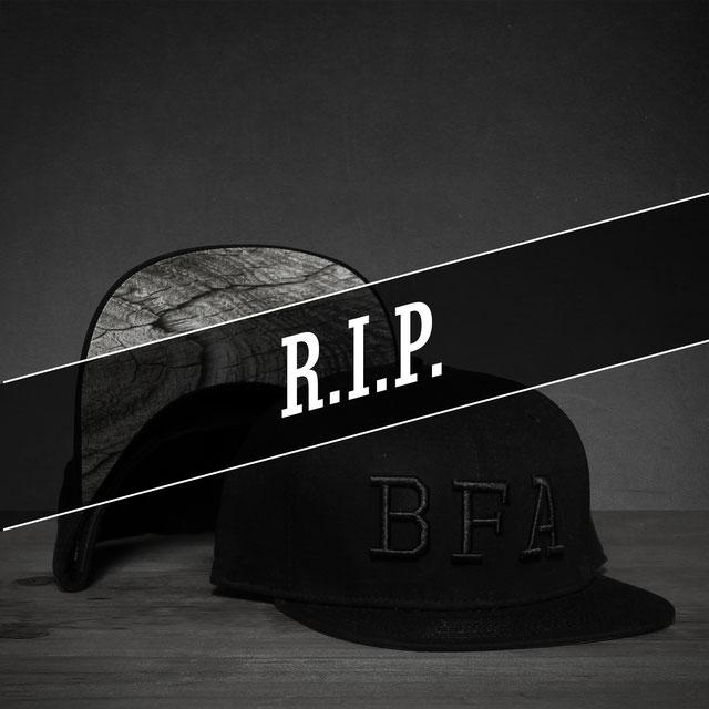 BFA Cap Holz