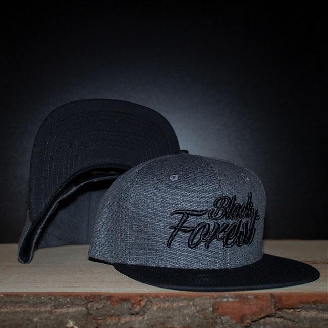 Black Forest Cap grau