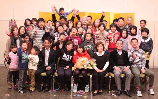 阿蘇支部の皆さんありがとう(^o^)