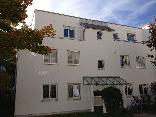 München Moosach Dachterrassen-Wohnung - Michael Rost ...