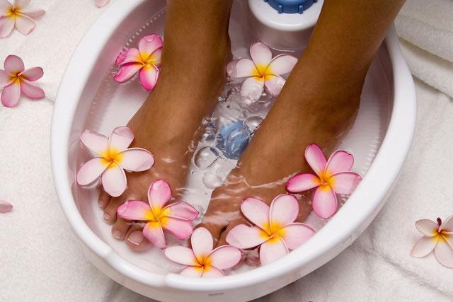 Desintoxicación Iónica a través de los pies