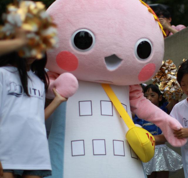 マンション 夏祭り イベント せんぼのちゃん