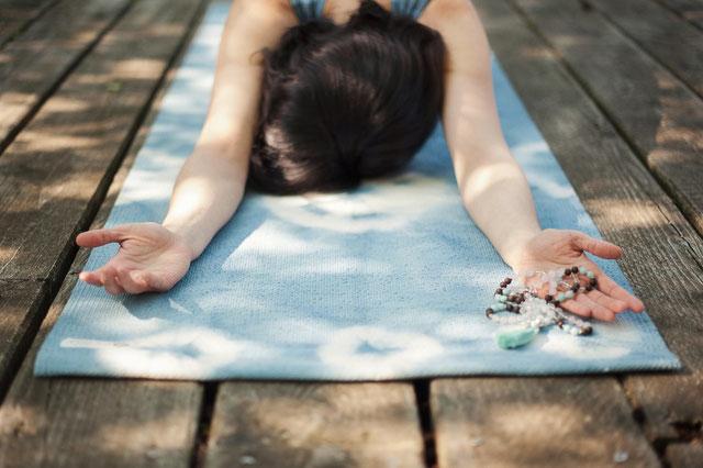 Yoga und Achtsamkeit in der Schwangerschaft