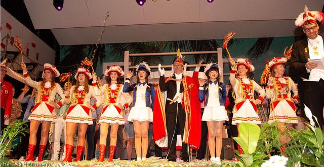 Am Montag startet der Karnevalsmarathon - vom Pfarrheim Lamberti bis Rosenmontag in Münster