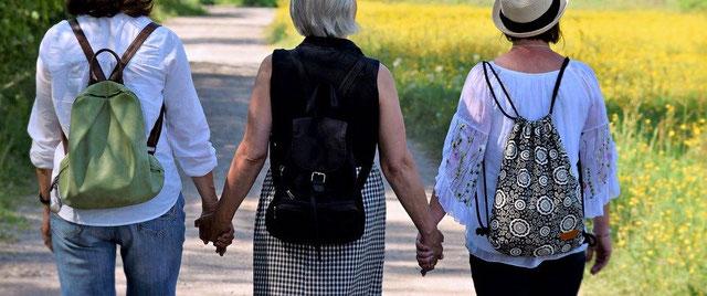 Veränderung psychologische Begleitung Frauen Linz Oberösterreich
