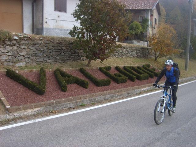 Da Giaveno al Colle Braida il trasferimento in asfalto è obbligatorio.