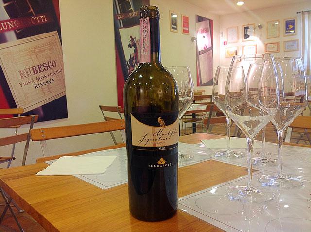 Montefalco, Perugia, Italia. Itinerari di vino. Blog Etesiaca
