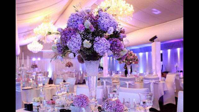 centros de mesa para boda