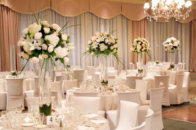 arreglo de flores para boda