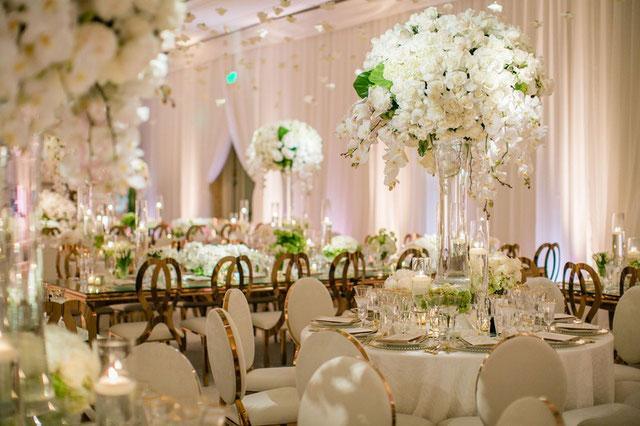 decoracion flores para boda