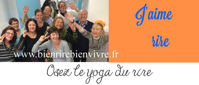 Osez le yoga du rire (31), à Toulouse, Cugnaux, Tournefeuille et ses environs