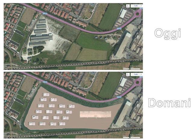 Confronto area ASO/Archetti