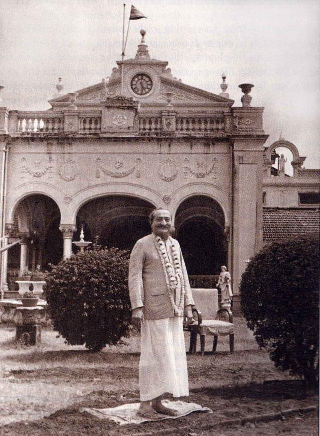 Guruprasad Memorial of Meher Baba Pune
