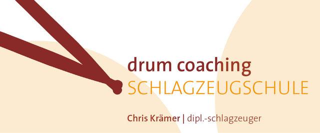 schlagzeug schule drum coaching leverkusen  chris kraemer drum-coaching .com