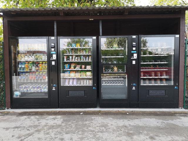 Altersabfrage und Bezahlung an Verkaufsautomaten / im Vending Bereich