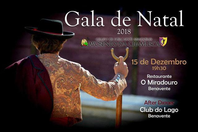 Jantar da Gala de Natal do Aposento da Chamusca 15 Dezembro  - Benavente