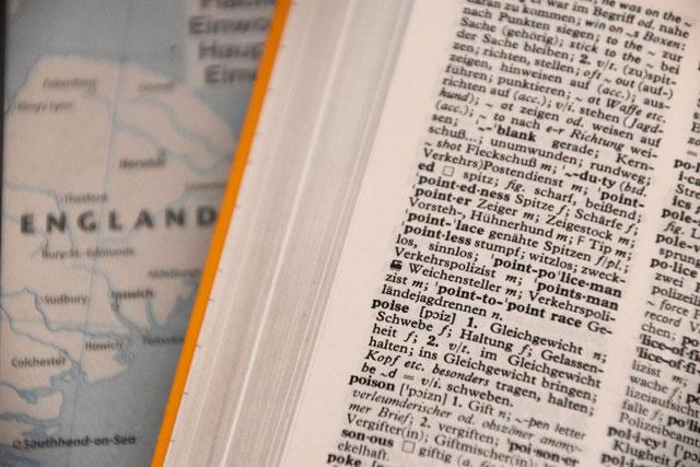 Vokabeln lernen Sprache lernen Karteikasten Vokabelheft