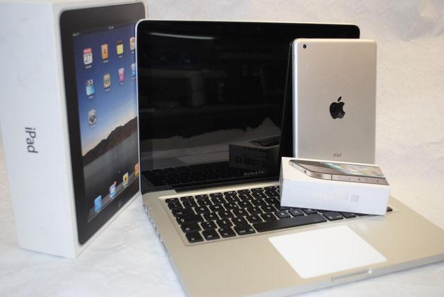 Datenrettung Mac OS x, iOS, iphone, iMac, iPad, Macbook