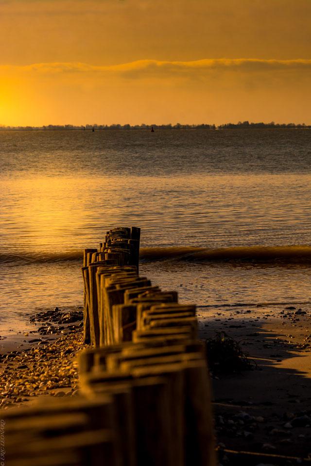 Photo de paysage, Le plaisir photographique, Eric Léonard, bord de mer.