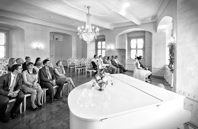 Trausaal Schloss Schwarzenberg heiraten