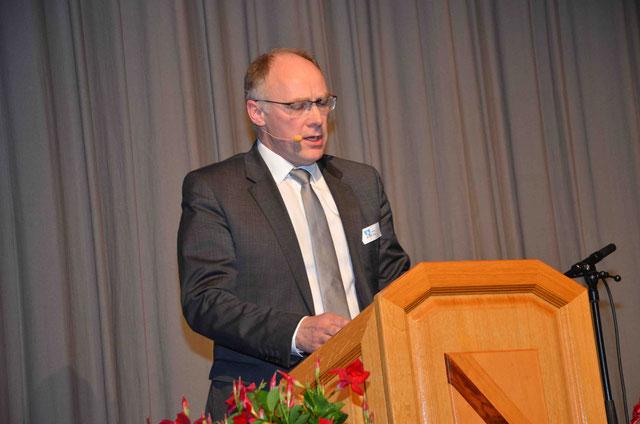 Festrede von Nationalrat Hansjörg Knecht