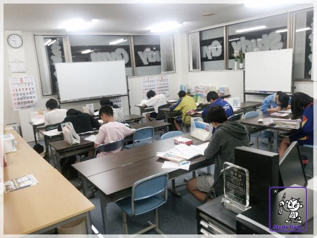1学期末試験対策講座実施