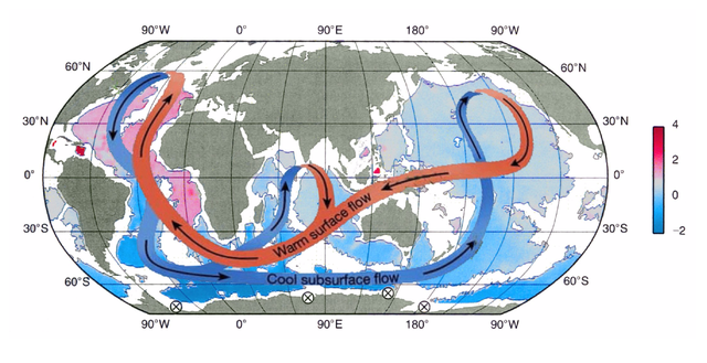 海洋大循環水