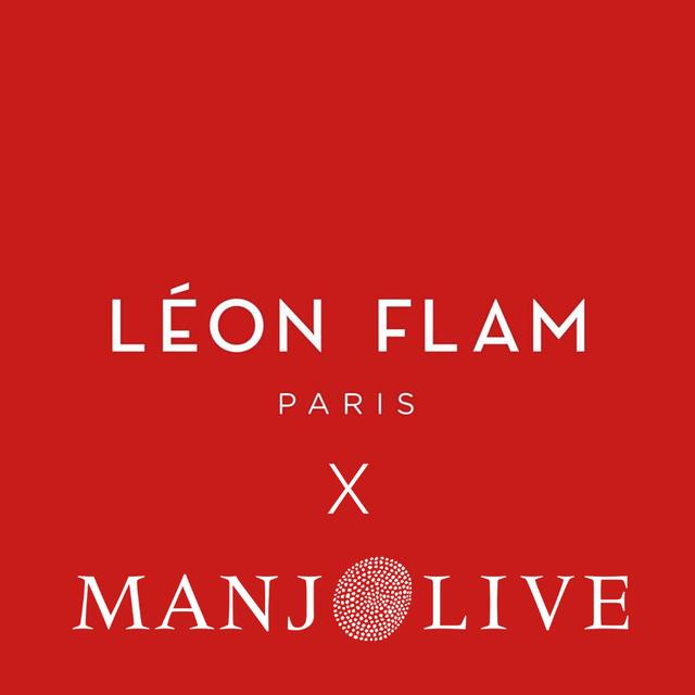 Léon Flam X Manjolive