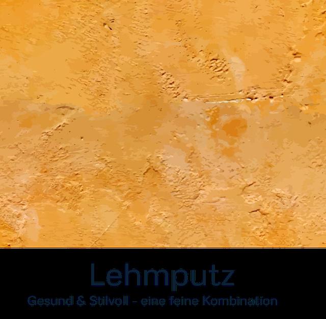 Lehmputz & Lehmwände