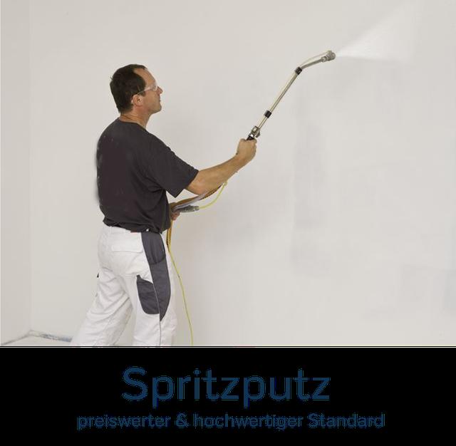 Spritzputz
