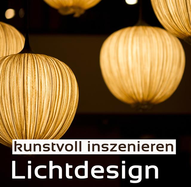 Indirekte Beleuchtung, Lichtinstallation, Lichtdesign