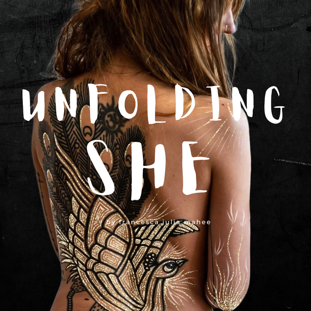 UNFOLDING SHE - federleichtbasel