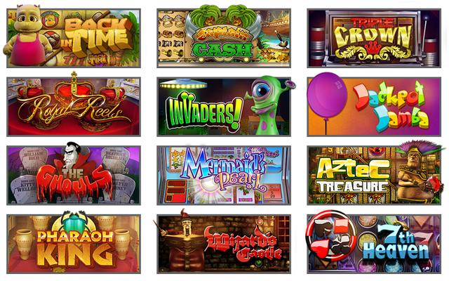 Betsoft Klasik Slot Oyunları
