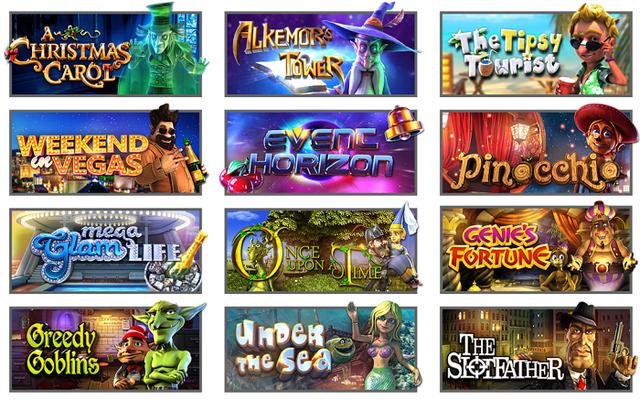 Betsoft 3D Slot Oyunları