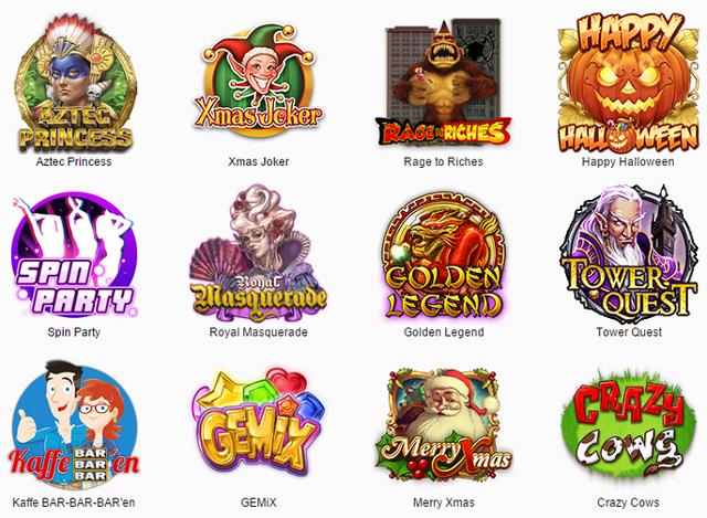 Play'n Go Slot Oyunları