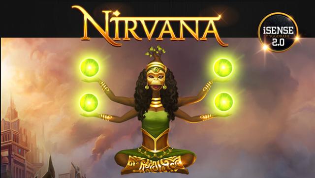 Yggdrasil Nirvana Slot oyunu