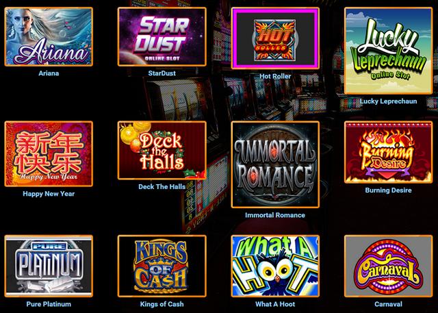 Microgaming Video Slot Oyunları