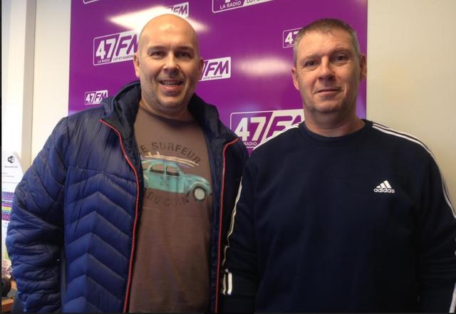 47 FM. Fred Grava et Jacques Vergnes dans l'émission du 22 janvier 2018