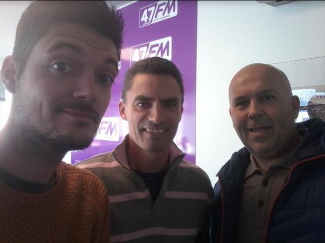 47FM. Allez écouter Laurent et Fred en pod-cast, émission du 06 novembre 2017