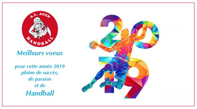 Cliquez sur la carte de voeux pour retrouver les championnats 2019