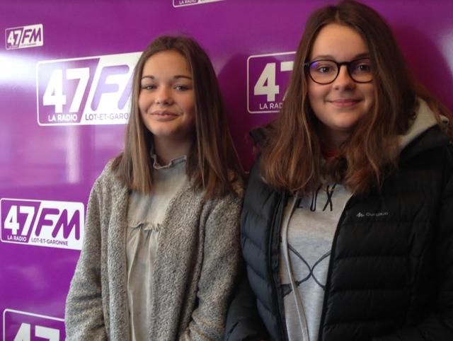 47 FM. Retrouvez Leïlou et Pauline en écoutant l'émission du 15 janvier 2018