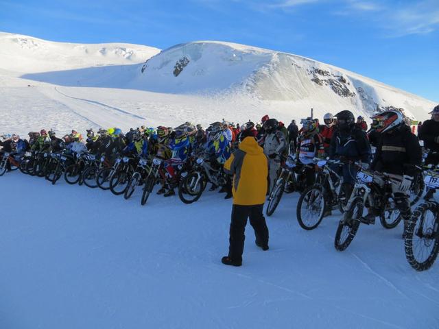 250 bikers al vià