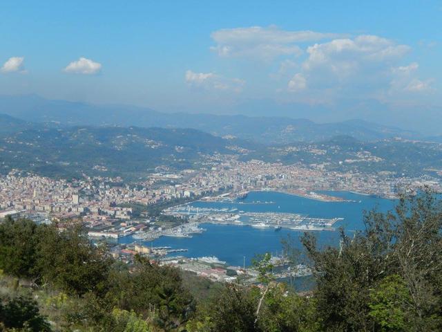 La Spezia e la flotta Navale Militare